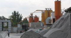 Бетонный завод «Бетоникс»